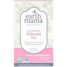 Earth Mama, Organics, 100% Organic Milkmaid Tea, Fragrant Fennel Herb, C... - $9.95