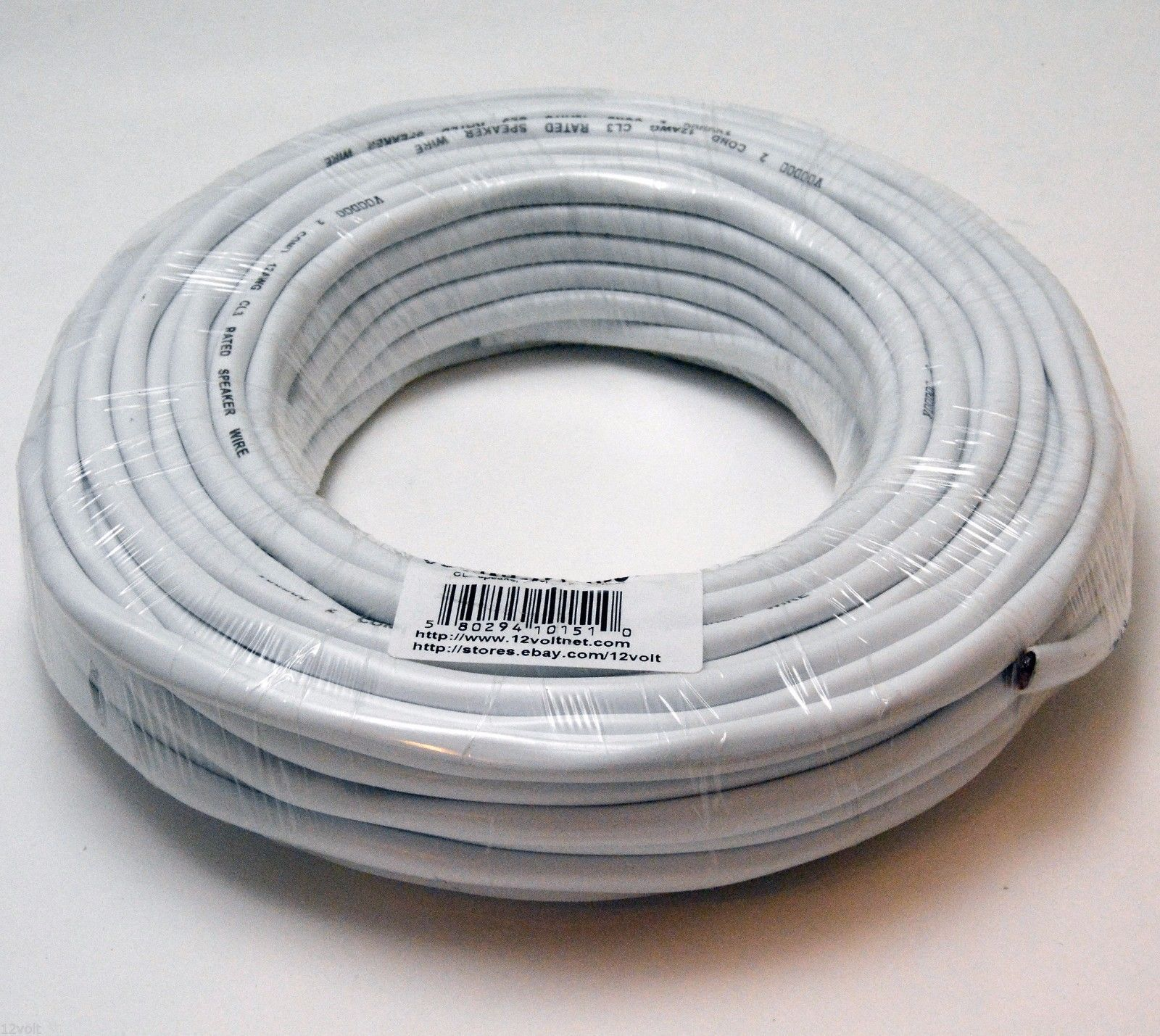 Voodoo in Wall CL3 Rated Speaker Wire 12 and 20 similar items