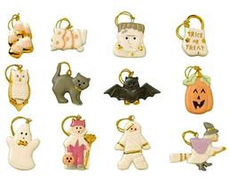 Lenox Trick or Treat Halloween 12 Piece Mini Tree Ornaments (No Tree) Ne... - $118.90