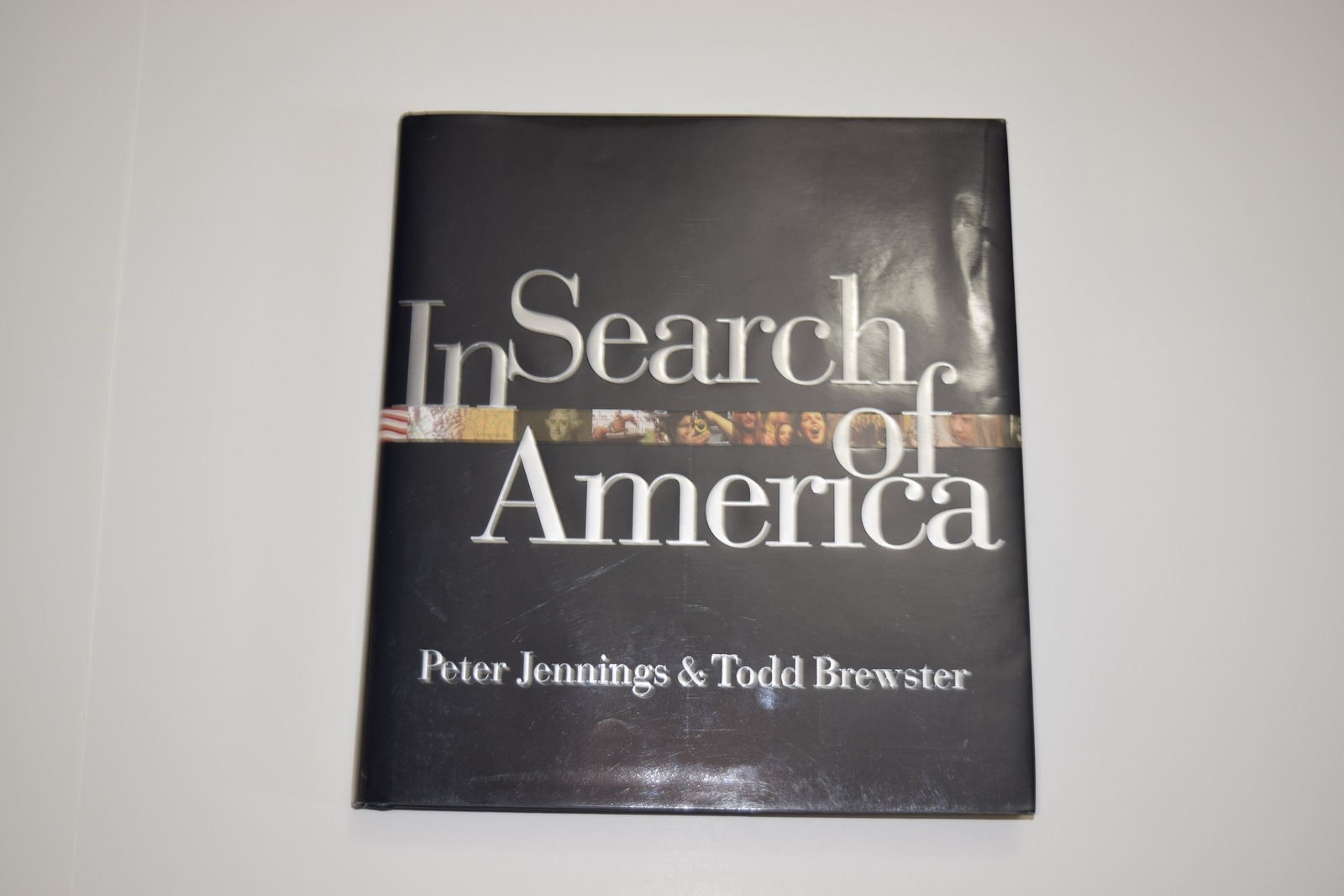 In Search of America By Peter Jennings & Todd Brewster image 2