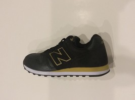 New Balance 373 Black Gold Women Running Shoes Sneakers Trainers Women S... - $55.00