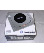 Nintendo Gamecube Console Silver Manufacturer end of production New Rare - $295.98