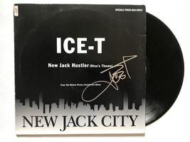 "Ice-T Signed Autographed ""New Jack City"" Record Album - COA Matching Hol... - $99.99"