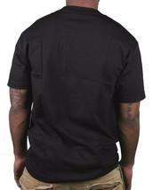 SSUR Russ Kalabrin New York Substance Fuoco Teschio e Ossa Hazard T-Shirt Nwt image 2