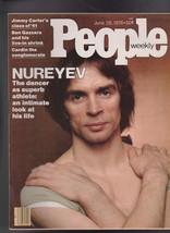 People Magazine Rudolf Nureyev Ben Gazzara  June 28 1976 Free S/H - $19.95