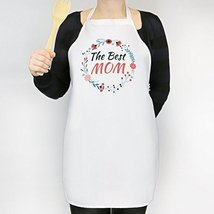 Personalized Direct The Best Mom Personalized Apron