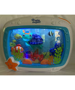 Baby Einstein Sea Dreams Crib Soother Ocean Sounds Creatures Move Lights... - $24.74