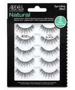 Ardell False Eyelashes Natural 110 Black 1 pack (5 pairs per pack) Pack ... - $11.87