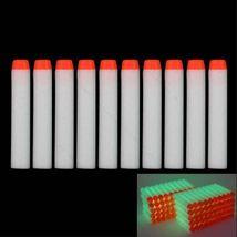 Nerf Gun Strike Darts 100Pcs Refill Soft Foam Nerf Bullets Elite Bullet ... - $8.98