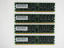 8GB  4X2GB MEMORY FOR SUPERMICRO SUPER X5DPL-8GM X5DPL-IGM X5DPL-TGM