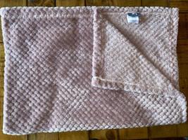 Adirondack Baby Soft & Shimmery Blanket Lightweight Waffle Weave 30x40 L... - $9.90