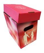 Set of 2 Sex Criminals Sidekick Short Comic Storage Box Officially Licen... - $23.99