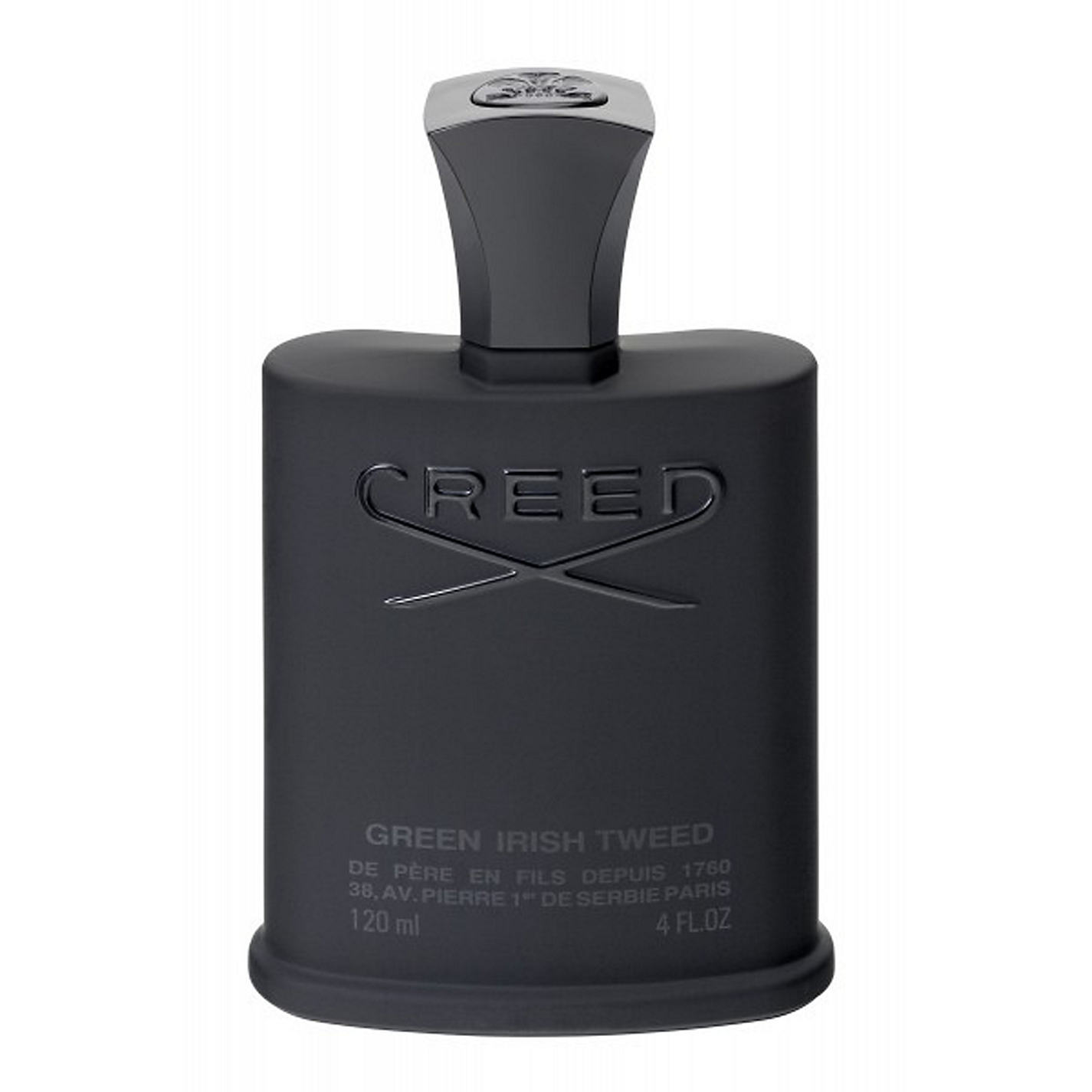 GREEN IRISH TWEED by CREED 5ml TRAVEL SPRAY Perfume Lemon Ambergris