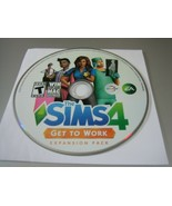 Sims 4: Get to Work (Windows & Mac DVD-Rom, 2015) - Disc Only!!! - $11.87