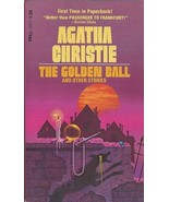 Agatha Christie: Golden Ball and Other Stories - Paperback ( Ex Cond.) - $14.80