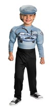 Toddller Boy 3T-4T /NWT Cars II Finn McMuscle Costume - $19.75