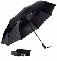Compact Travel Windproof Umbrella with Teflon Coating - Discover the Ultimate in - $20.57