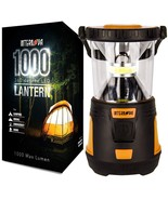 Internova 1000 LED Camping Lantern Fully Adjustable 360 Arc Lighting Val... - $47.51