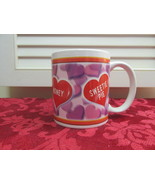 Valentines Day Coffee Mug Houston Harvest - $4.99