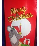 Christmas Around the World Luminaries House of Lloyd 10 Mouse Tea Light ... - $19.79
