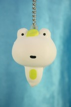Bandai San-X Tsuginohi Kerori Tomorrow Frog Funyu Soft Figure Keychain W... - $19.99