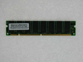 256MB PC133 SDRAM 168 PIN DIMM LOW DENSITY MEMORY 16x8