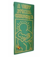 Keith Haring,  A VERY SPECIAL CHRISTMAS 2  1st Edition 1st Printing - $84.50