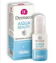 Dermacol Aqua Beauty 24 Hours Moisturizing Gel-Cream - $17.99