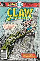 Claw The Unconquered Comic Book #7, DC Comics 1976 VERY FINE+ - $6.89