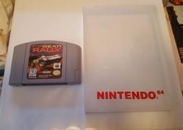 Top Gear Rally (Nintendo 64, 1997) - $5.00
