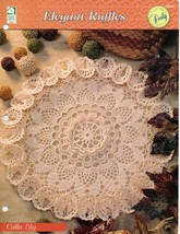 Crochet Pattern - Calla Lily - Elegant Ruffles - House Of White Birches - $1.97