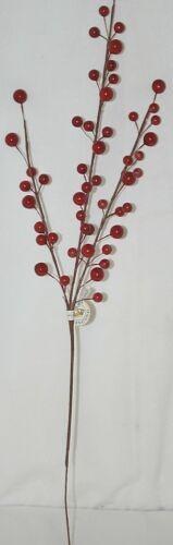 Regency international MTV60293 Berry Mixed Sizes spray Decoration