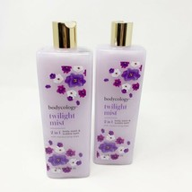 Bodycology Twilight Mist Body Wash & Bubble Bath 16oz (2 Bottles) - $26.57