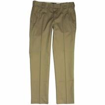 Dickies C 182 Slim Fit Chino Trousers Khaki - $60.04