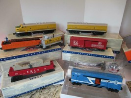 Lionel POST-WAR Celebration Series 31727 #2291W Rio Grande F3 SET- LN- Bxd - $675.22