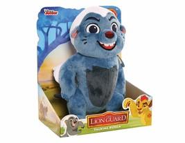 Disney Junior The Lion Guard Talking Bunga Electronic Plush Talking Ligh... - $148.49
