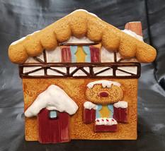 Vintage Enesco Cookie House Cookie Jar - $18.00