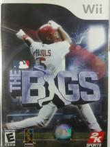 The Bigs (Nintendo Wii, 2007) - $5.74
