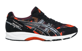 ASICS 2017 Women's TARTHER JAPAN CC Running Shoes Black Authentic Limite... - $285.00