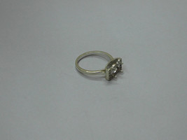 925 sterling Silver mount Ring, Oval- 6X8  mm,RI-0324,ring,all size avai... - $10.50