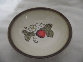 "Metlox China Poppytrail California Strawberry 5"" Bowl - $4.95"