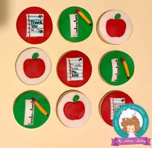 Teacher cookies - $42.00