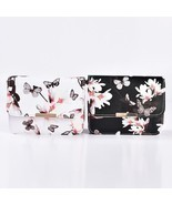 Women Floral Shoulder Bag Small Messenger Bag Retro Butterfly Clutch Tot... - £19.67 GBP