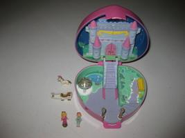 1992 Vintage Bluebird Polly Pocket Starlight Castle NEAR Complete w/ Lights - $148.49