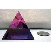 Scholer Smooth Handcut Crystal Pyramid image 6