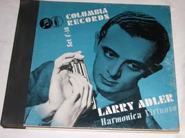 "Larry Adler Harmonica Virtuoso/Columbia Records Set C-18/ (4) 10"" 78 RPM Records - $24.44"