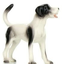 Hagen Renaker Dog Coonhound Happy Hound Ceramic Figurine image 1