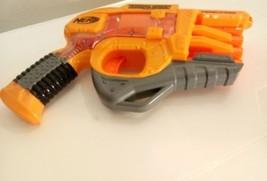 NERF Doomlands Persuader Blaster Foam Dart Target Gun Cross Fire Zombie ... - $7.36