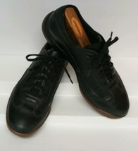 Rockport kinetic Air Circulator Black Leather Men's sz 8.5 M  Oxford Sneakers - $49.50