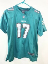 RYAN TANNEHILL NIKE On Field Miami Dolphins Jersey Youth L 18/20 - $19.79